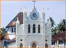 Malayatoor Church in Kochi