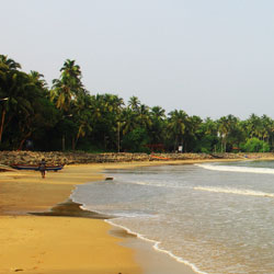 Malvan Beach in Mumbai