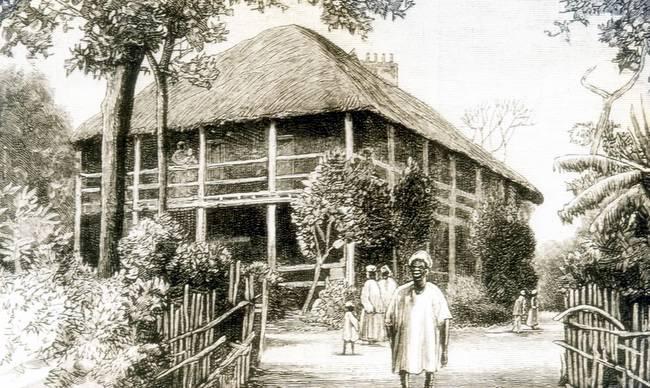 Mandala House in Blantyre
