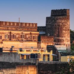 Mandawa Fort in Mandawa