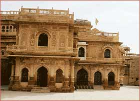 Mandir Palace in
