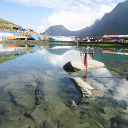 Manimahesh Lake in Chamba