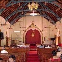 Mar Thoma Church in Mulanthuruthy