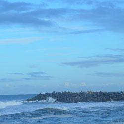Maravanthe Beach in Udupi