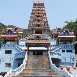 Marudamalai Temple in Davangere