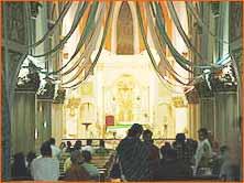 Marys Church in Bangalore