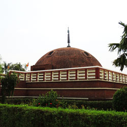 Meditation Park Kushinagar in Kushinagar