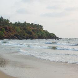 Meenkunnu Beach in Kannur