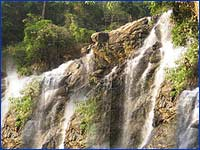 Meenmutty Waterfalls