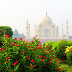 Mehtab Bagh Agra in Agra