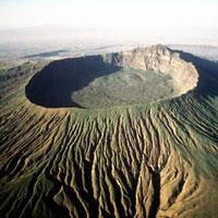 Menengai Crater Nakuru
