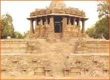 Modhera Sun Temple in Ahmedabad