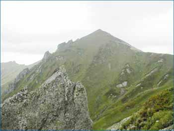 Mont Dore in Bareges