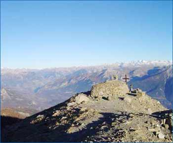 Mont Guillaume in Bareges
