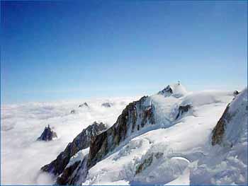 Mont Maudit in Bareges
