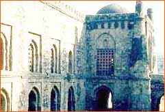 Moth Ki Masjid in New Delhi
