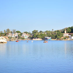 Mount Abu Hill Station in Mount Abu