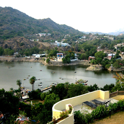 Mount Abu Hills in Mount Abu