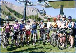 Mountain Biking In Santiago