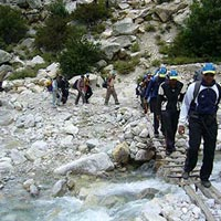 Mountain Trekking & Climbing in Garhwal