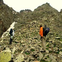 Mountain Trekking in Kedarnath Valley