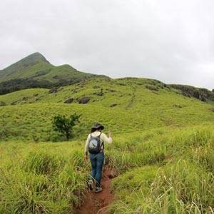 Mountain Trekking in Kodagu