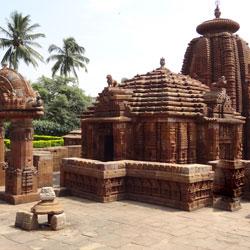 Mukteswara Temple in Bhubaneswar