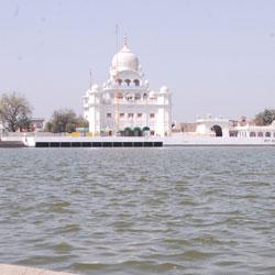 Muktsar Gurdwara in Bhatinda