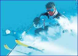 Munsiyari Skiing