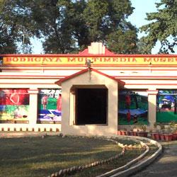 Museum (Bodh Gaya) in Bodhgaya