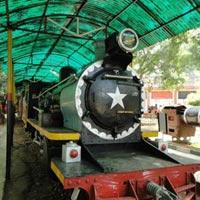 Mysore Railway Museum in Mysore