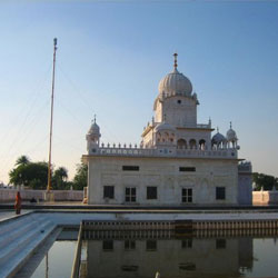 Nabha Sahib Gurdwara in Chandigarh City