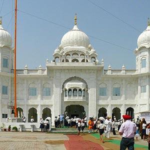 Nada Sahib Gurdwara
