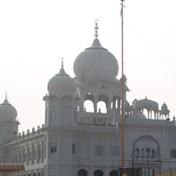 Nada Sahib Gurdwara in Chandigarh City