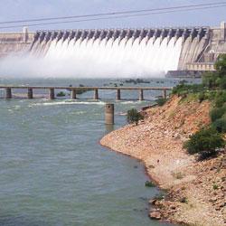 Nagarjunasagar in Nagarjunakonda