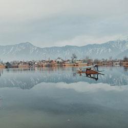 Nagin Lake in Srinagar
