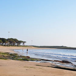 Nagoa Beach in Daman & Diu