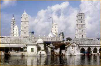 Nagore Dargah in Nagapattinam
