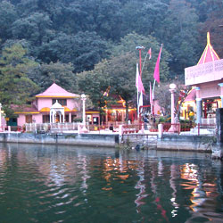 Naina Devi Temple in Nainital