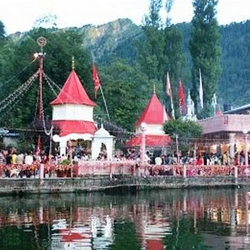 Naina Devi Temple in Bilaspur