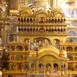 Nasiyan Jain Temple in Ajmer