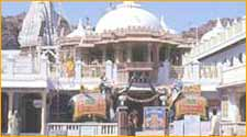 Nathdwara Temple in Udaipur