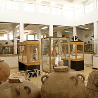National Archaeological Museum in Amman
