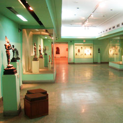 National Museum of Natural History in New Delhi