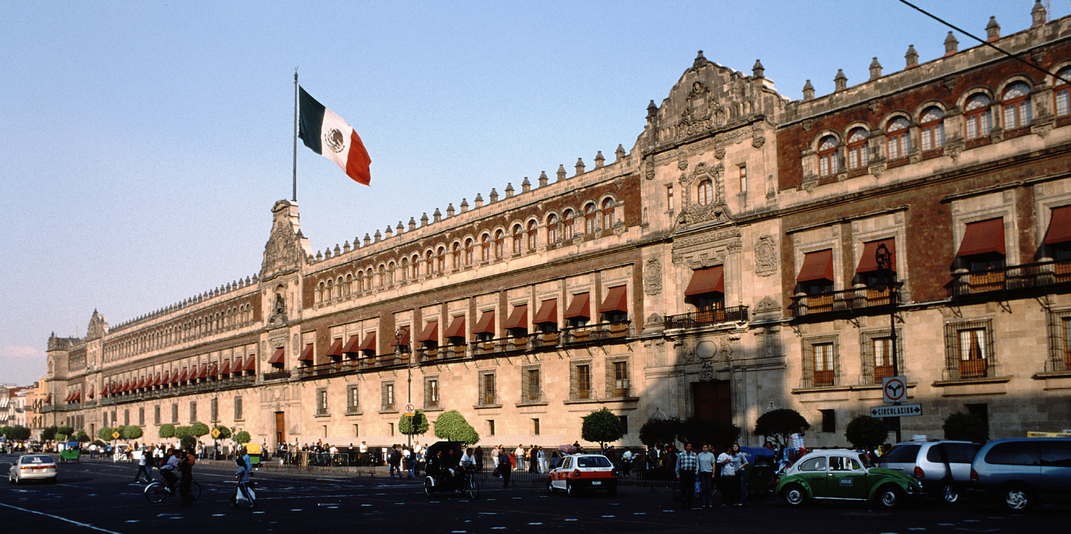 National Palace (Mexico)
