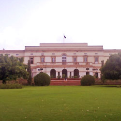 Nehru Memorial Museum and Library in New Delhi