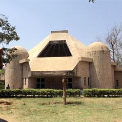 Nehru Planetarium in Bangalore