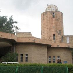 Nehru Planetarium in New Delhi