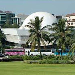 Nehru Planetarium in Mumbai
