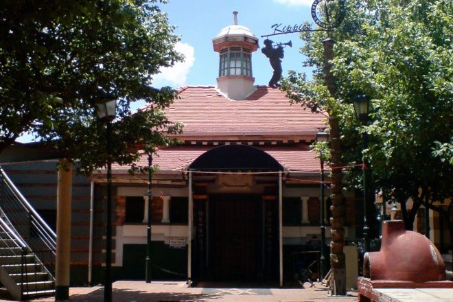 Newtown Cultural Precinct in Johannesburg